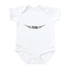 Fang Has Wings Infant Bodysuit