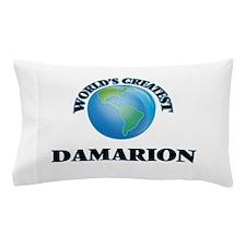 World's Greatest Damarion Pillow Case