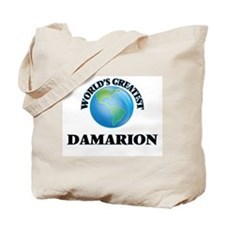 World's Greatest Damarion Tote Bag