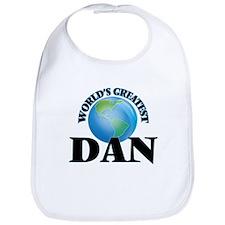 World's Greatest Dan Bib