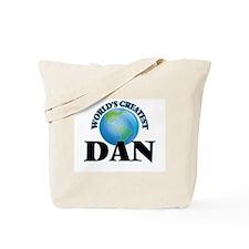 World's Greatest Dan Tote Bag