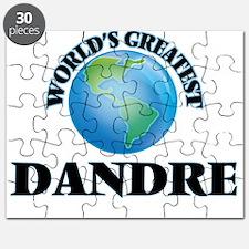 World's Greatest Dandre Puzzle