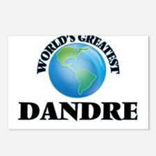 World's Greatest Dandre Postcards (Package of 8)