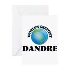 World's Greatest Dandre Greeting Cards