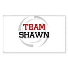 Shawn Rectangle Decal