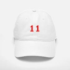 11-var red Baseball Baseball Baseball Cap