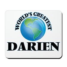 World's Greatest Darien Mousepad