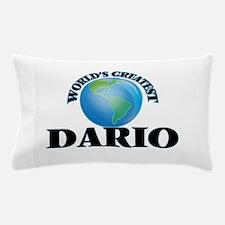 World's Greatest Dario Pillow Case