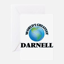 World's Greatest Darnell Greeting Cards