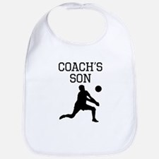 Volleyball Coachs Son Bib