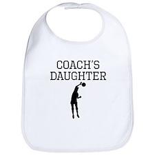 Volleyball Coachs Daughter Bib
