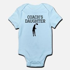 Volleyball Coachs Daughter Body Suit
