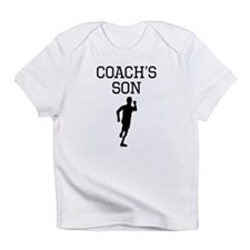 Cross Country Coachs Son Infant T-Shirt