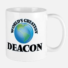World's Greatest Deacon Mugs