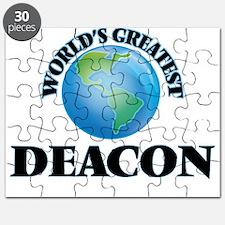 World's Greatest Deacon Puzzle