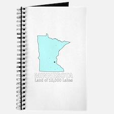 Minnesota . . . Land of 10,00 Journal