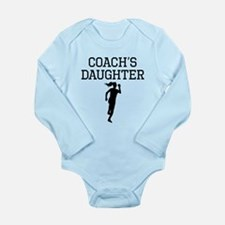 Cross Country Coachs Daughter Body Suit