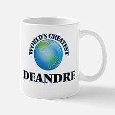 World's Greatest Deandre Mugs