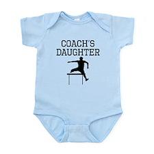 Hurdles Coachs Daughter Body Suit