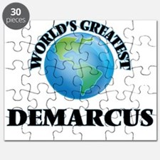 World's Greatest Demarcus Puzzle