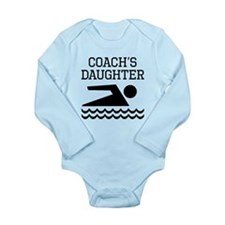 Swimming Coachs Daughter Body Suit
