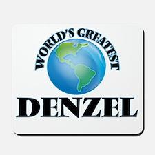 World's Greatest Denzel Mousepad