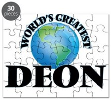 World's Greatest Deon Puzzle