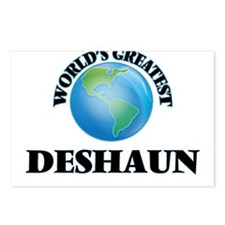 World's Greatest Deshaun Postcards (Package of 8)