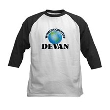 World's Greatest Devan Baseball Jersey