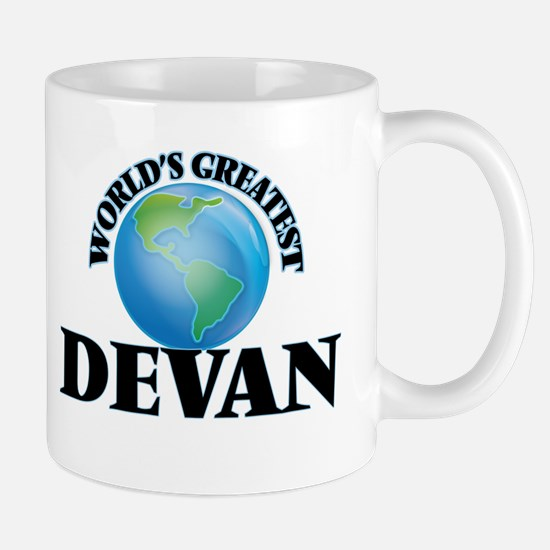 World's Greatest Devan Mugs