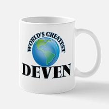World's Greatest Deven Mugs