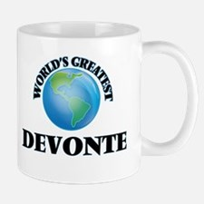 World's Greatest Devonte Mugs