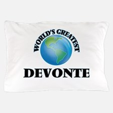 World's Greatest Devonte Pillow Case