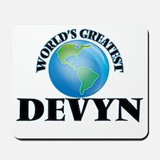 World's Greatest Devyn Mousepad