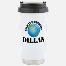 World's Greatest Dillan Stainless Steel Travel Mug