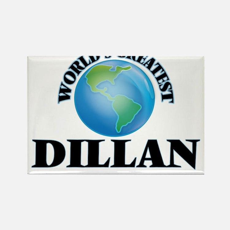 World's Greatest Dillan Magnets