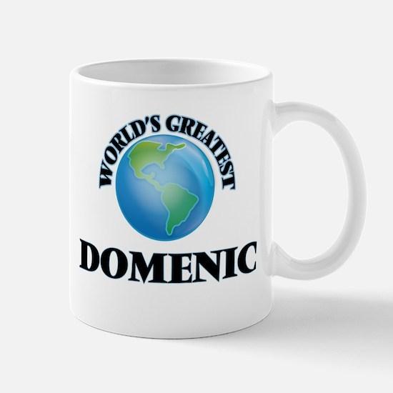 World's Greatest Domenic Mugs