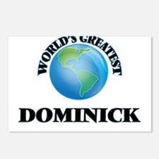 World's Greatest Dominick Postcards (Package of 8)