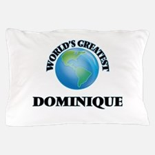 World's Greatest Dominique Pillow Case