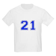 21-var red T-Shirt