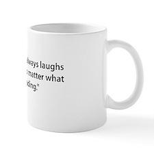 Laughs during Sex Mug