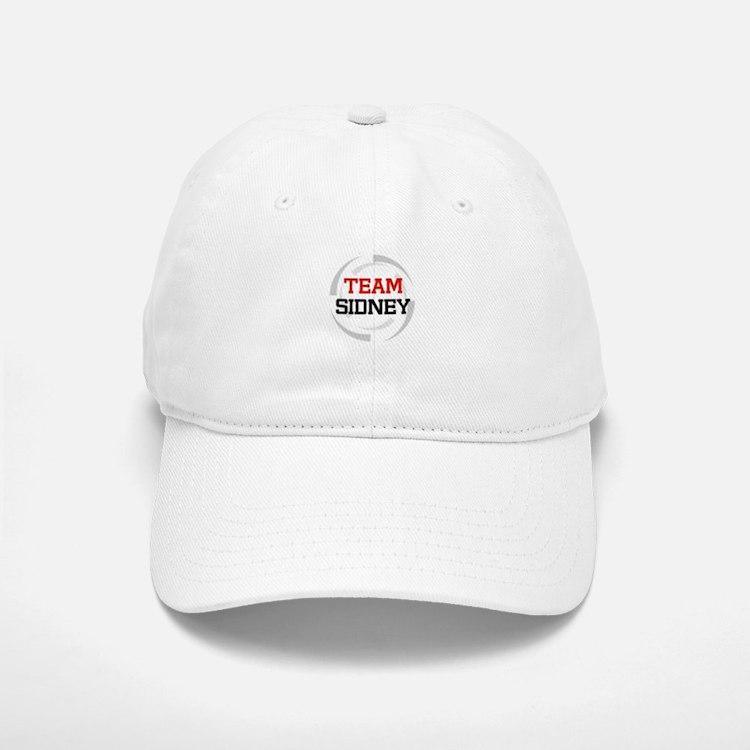 Sidney Baseball Baseball Cap