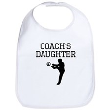 Soccer Coachs Daughter Bib