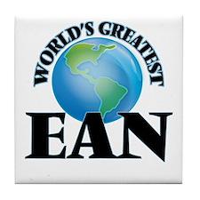World's Greatest Ean Tile Coaster