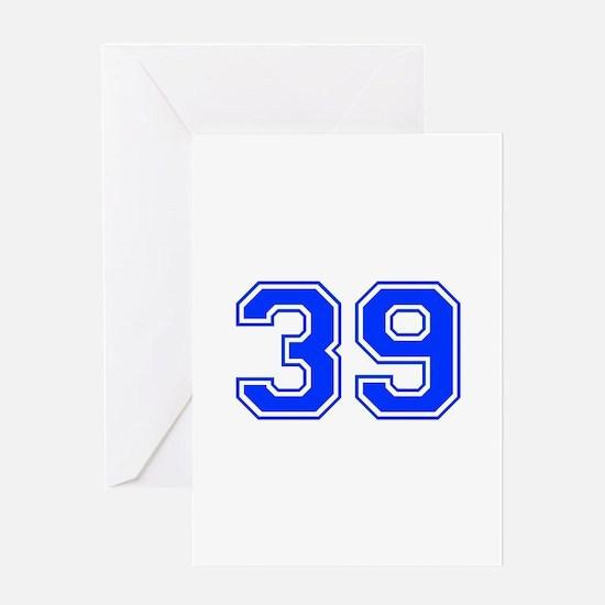 39-var red Greeting Cards