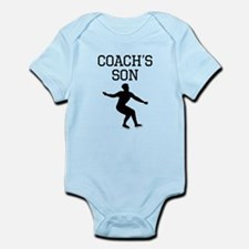Figure Skating Coachs Son Body Suit