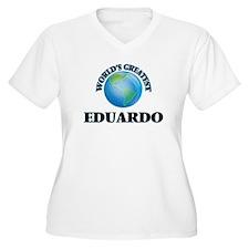 World's Greatest Eduardo Plus Size T-Shirt