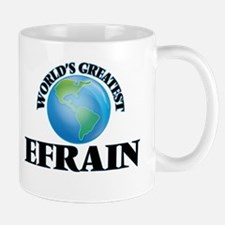 World's Greatest Efrain Mugs