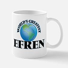 World's Greatest Efren Mugs