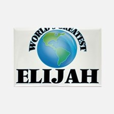 World's Greatest Elijah Magnets